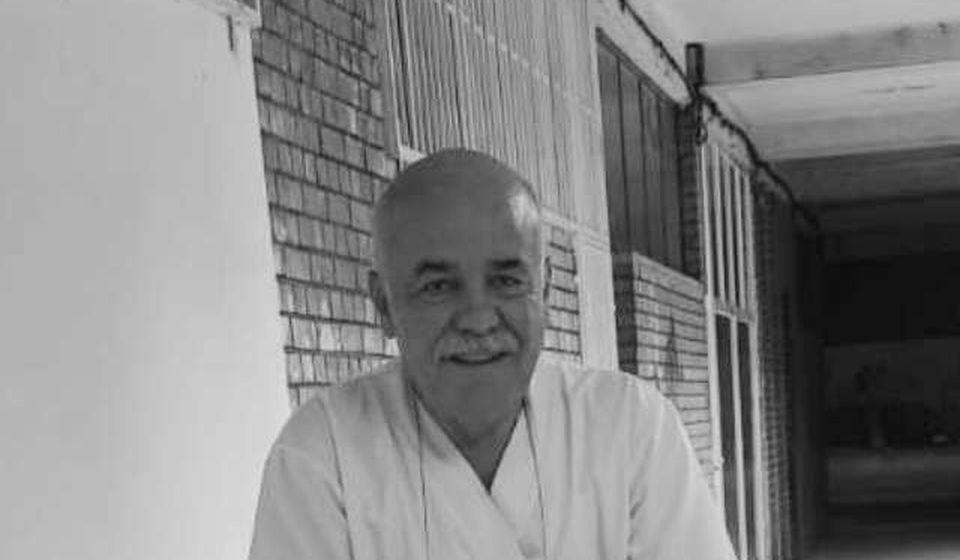 Radovan Kostić. Foto porodična arhiva
