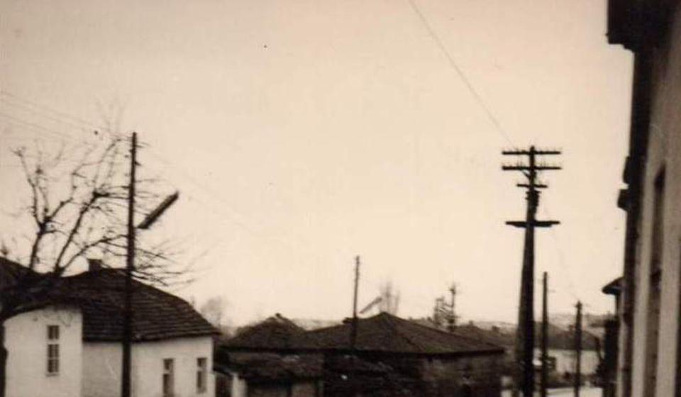 Hamam u Vranju. Foto Staro Vranje (Fejsbuk)