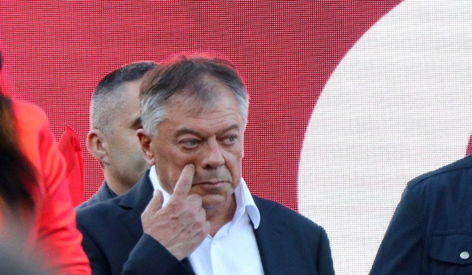 Novica Tončev. Foto Vranje News