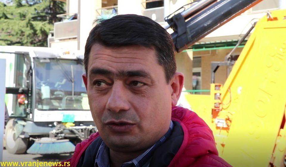 Vladimir Simonović. Foto Vranje News