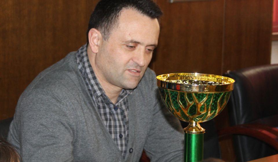 Dinamu za manje od mesec i po dana uplaćeno 9 miliona: Nenad Đorđević. Foto VranjeNews