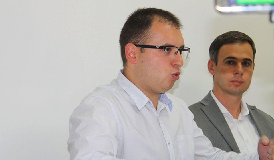 Ovako me držao jedan korpulentan naprednjak dok su tukli Pavlovića: Đorđe Ristić. Foto VranjeNews
