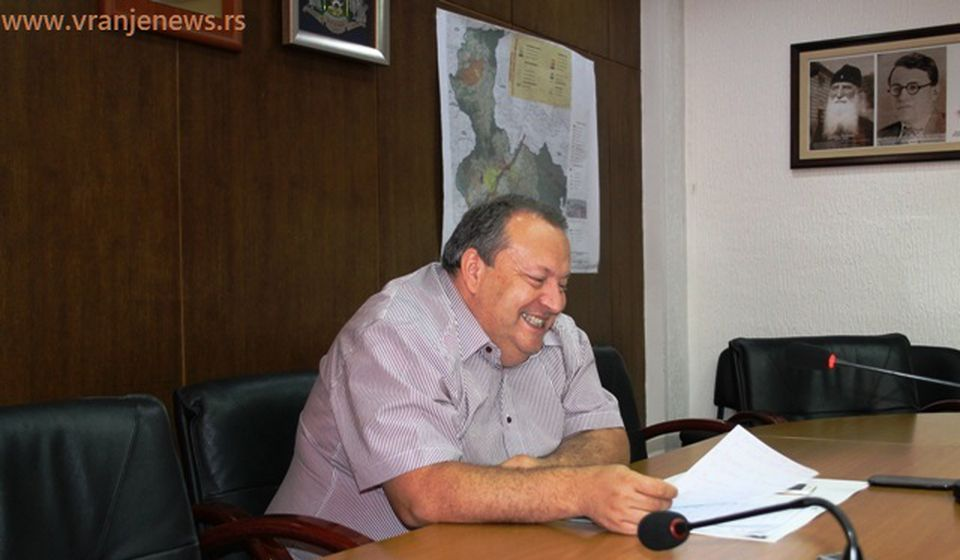 Dejan Stanojević. Foto Vranje News