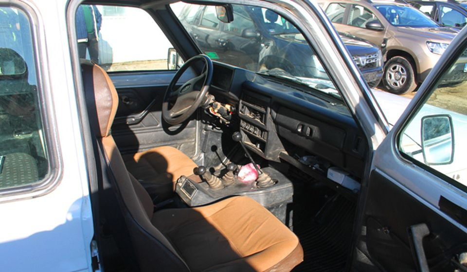 Ova vozila nisu više mogla da prođu tehnički pregled. Foto VranjeNews