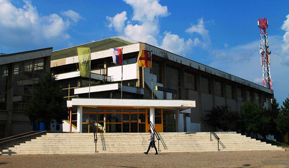 Sportska hala u Vranju. Foto Vranje News