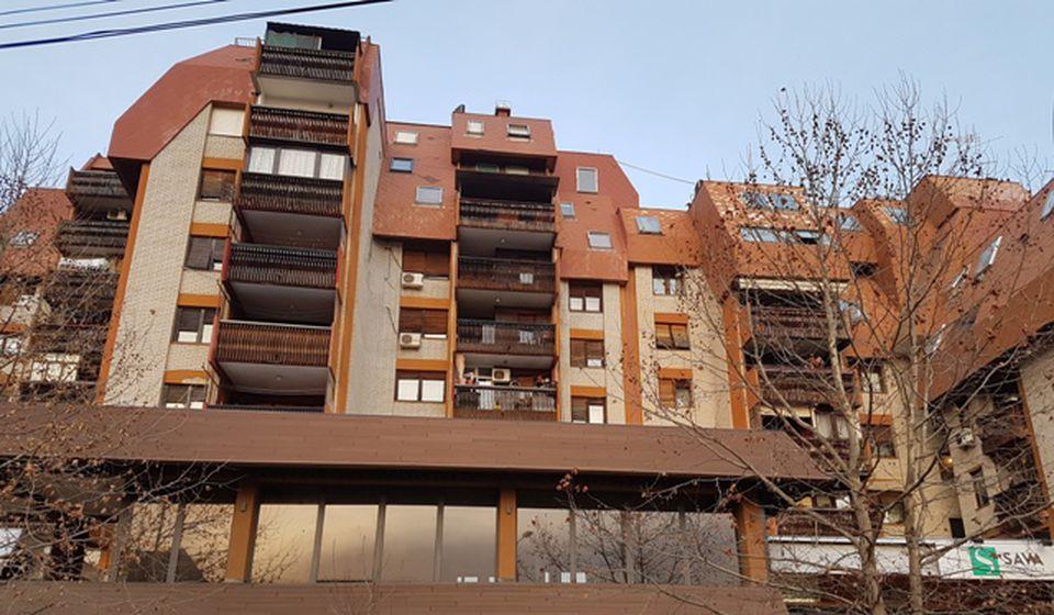 Kompleks zgrada