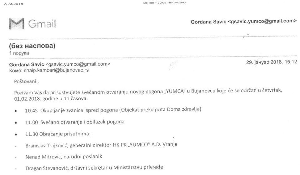 Screenshot Bujanovačke