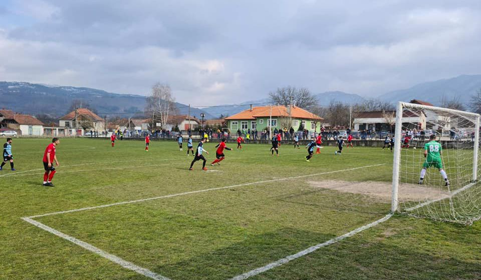Detalj sa utakmice Alakince - Gracko. Foto OFK Alakince
