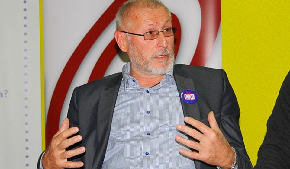 Zoran Jovanović. Foto VranjeNews