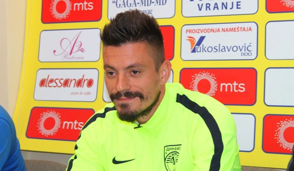Nikola Perić. Foto VranjeNews