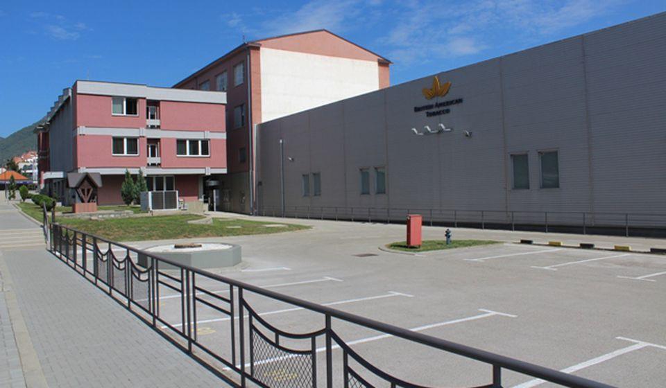 Kompanija BAT u Vranju. Foto VranjeNews