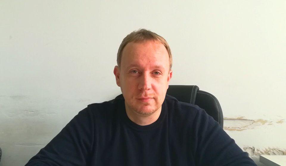 Aleksandar Stajić. Foto VranjeNews