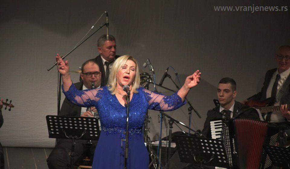 Merima Njegomir. Foto Vranje News