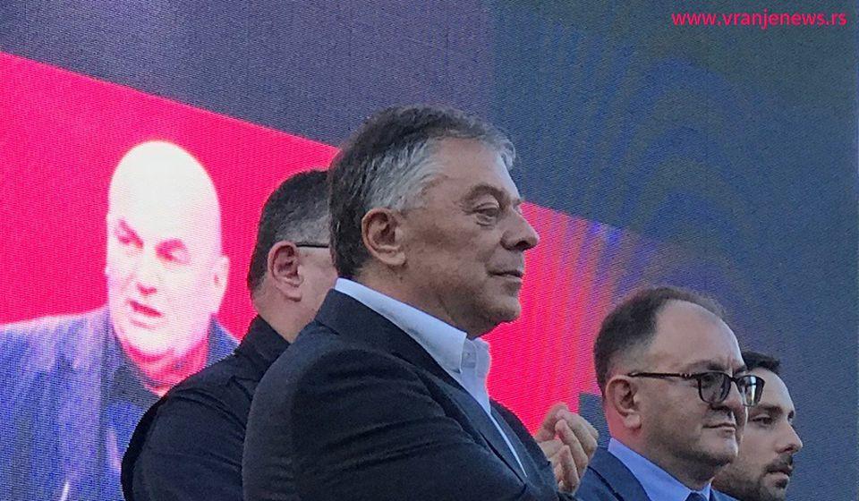 Danima mi stižu preteće poruke sa nepoznatih brojeva: Novica Tončev, vlasnik Tončev gradnje. Foto Vranje News