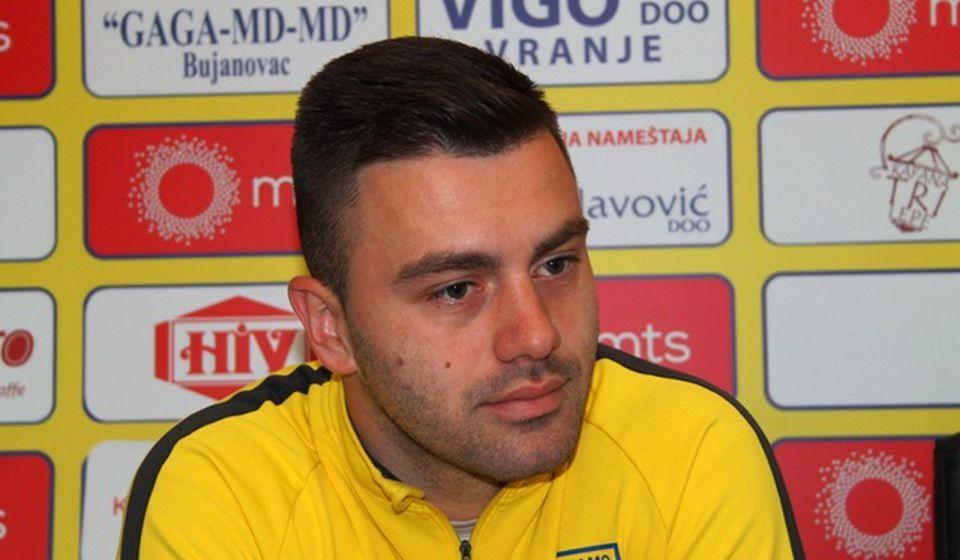 Željko Dimitrov. Foto VranjeNews