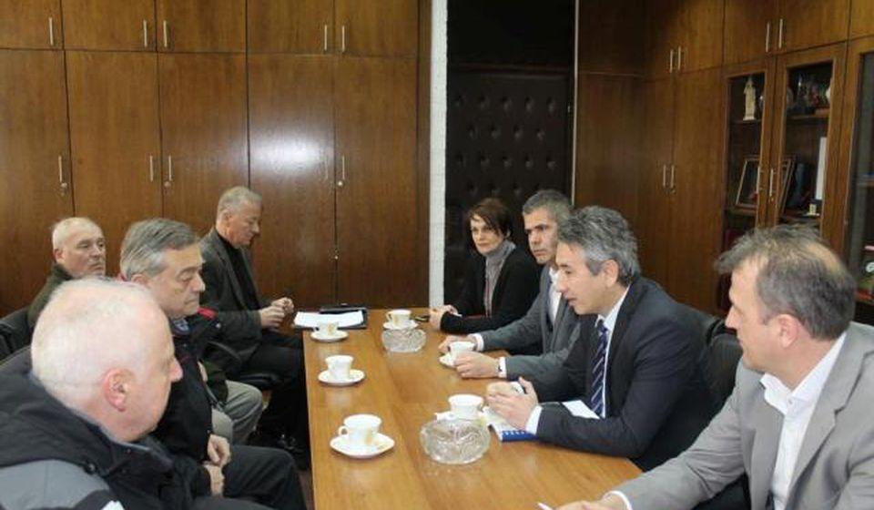 Dogovoren drugi susret dve strane. Foto Grad Vranje