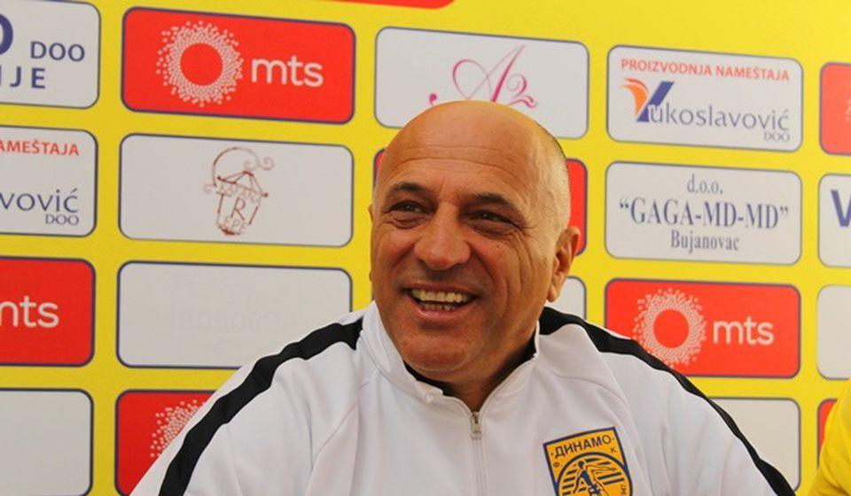 Dragan Antić Recko. Foto Vranje News