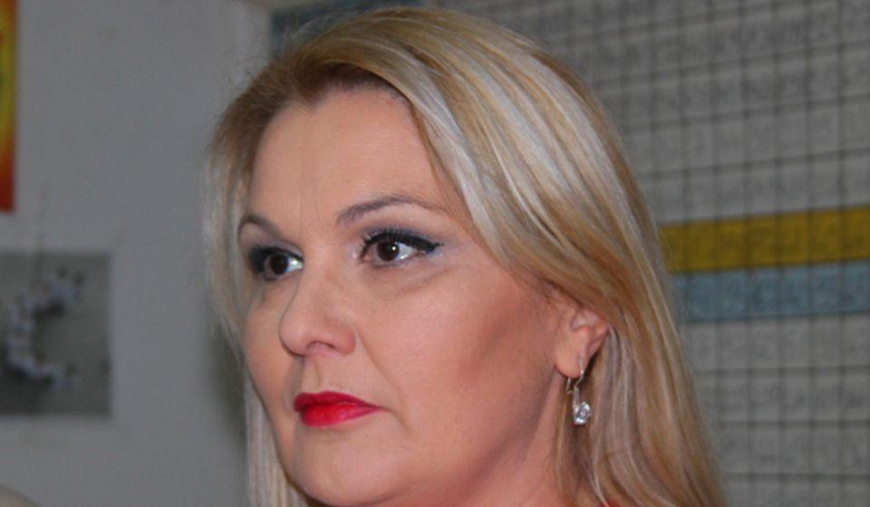 Gordana Dimitrijević. Foto VranjeNews