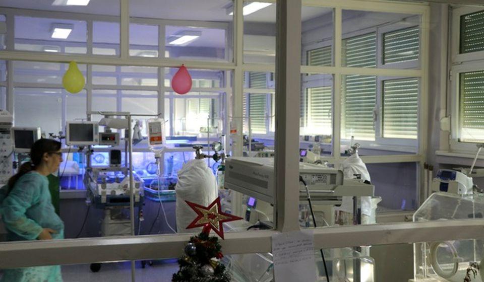 Vranjsko porodilište. Foto Vranje News