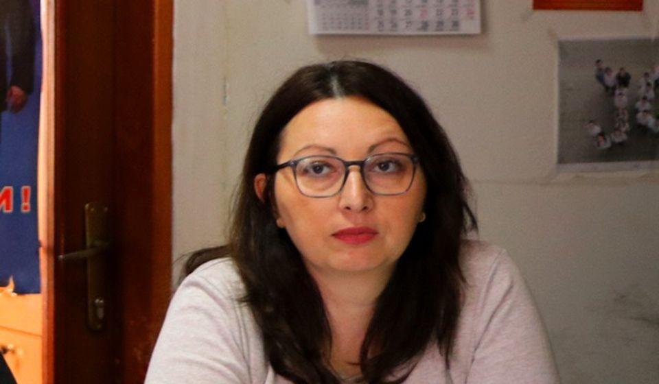 Vesna Petrović. Foto VranjeNews