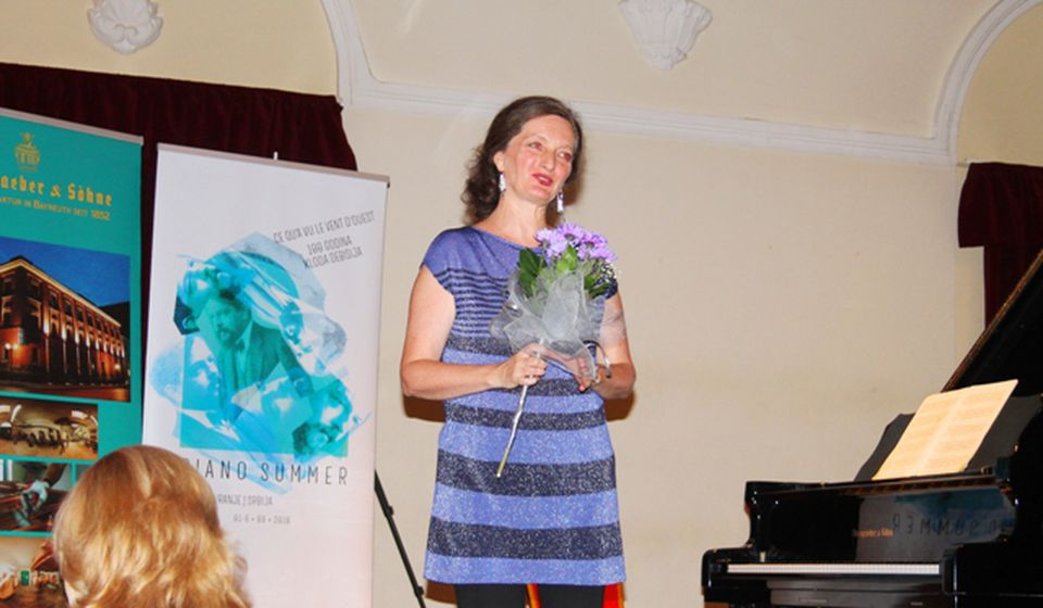 Sylvie Nicephor. Foto VranjeNews