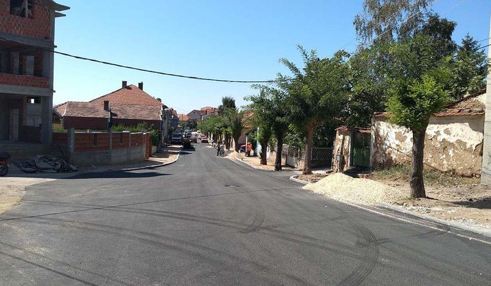 Ulica Zmaj Jovina. Foto Vranje News