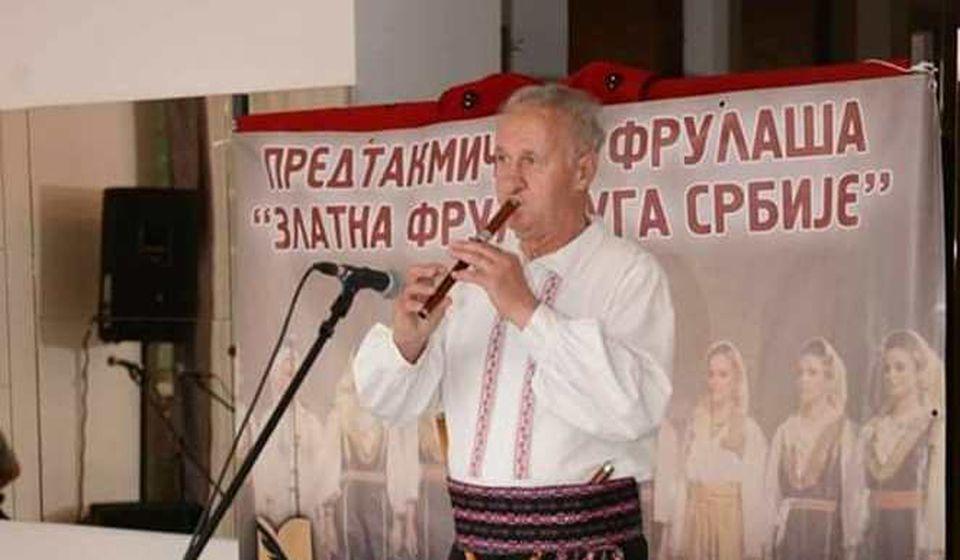 Dimitrije Nikolov iz Leskovca. Foto NU