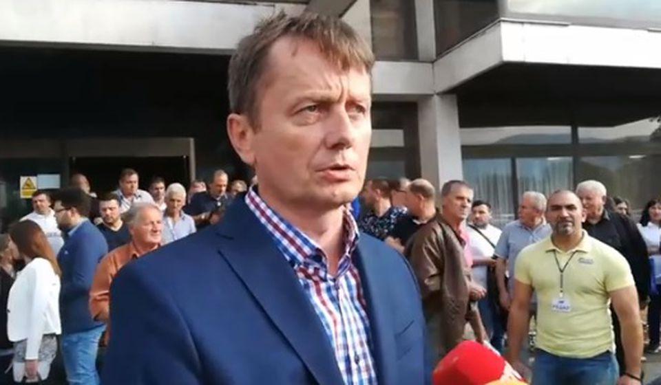 Stanje redovno: Darko Glišić. Foto VranjeNews