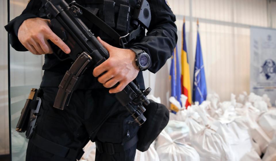Kokain zaplenjen u Rumuniji. Foto www.foxnews.com