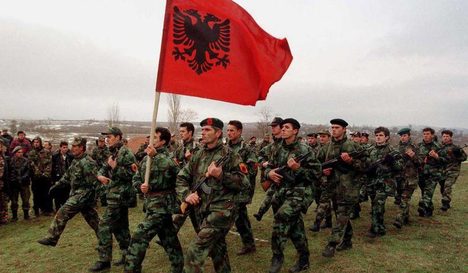 Dobar deo boraca došao iz Oslobodilačke vojske Kosova. Foto ilustracija lična arhiva