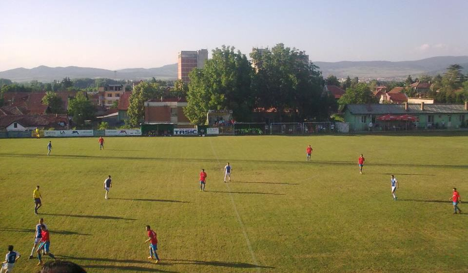 Pčinjani za gol bolji od Hančana. Foto FK Pčinja