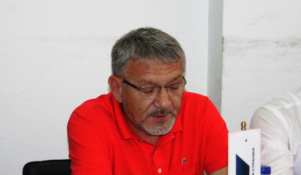 Smanjili smo dug Vodovoda za 18 odsto, investirali 7 miliona evra: Goran Đorđević. Foto VranjeNews