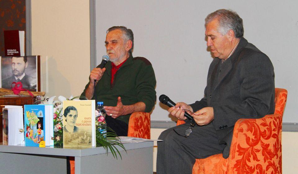 Boško Lomović i Vlasta Cenić. Foto VranjeNews