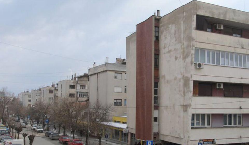 Ulica Lenjinova u naselju Češalj. Foto VranjeNews