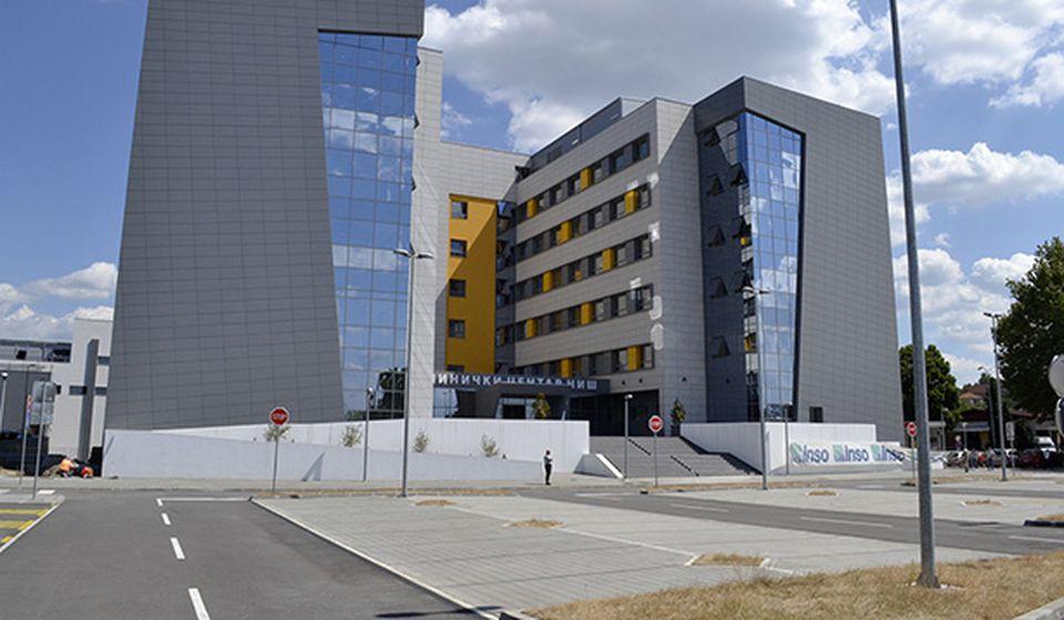 Još jedna preminula u Kliničkom centru u Nišu. Foto www.kcnis.rs