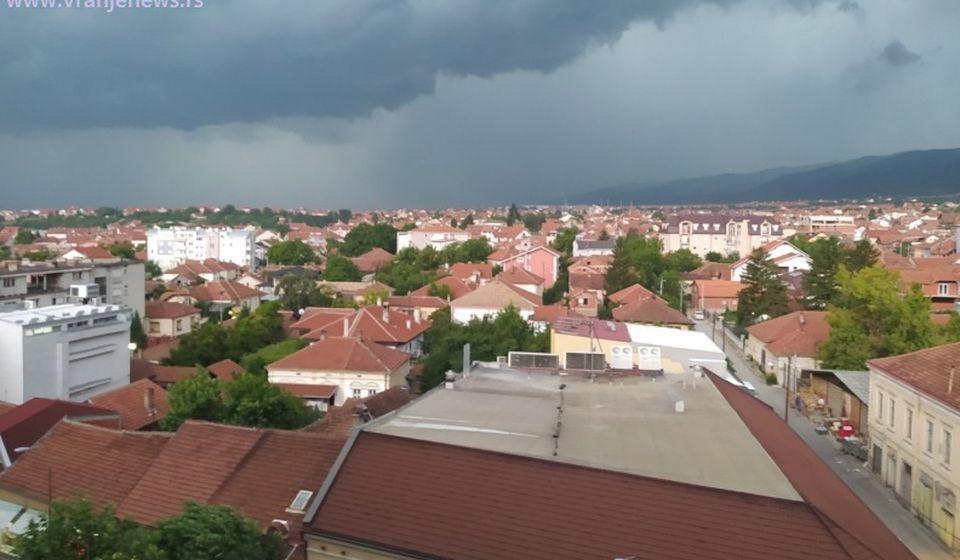 Vranje je i dalje žarište koronavirusa u okrugu. Foto Vranje News