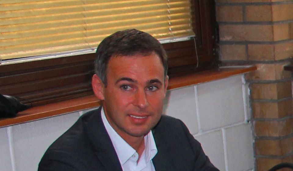 Miroslav Aleksić. Foto VranjeNews