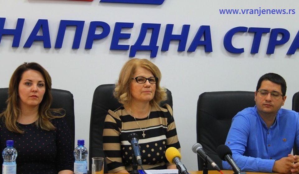 Dugovanja ZC miruju: Ljiljana Antić. Foto VranjeNews