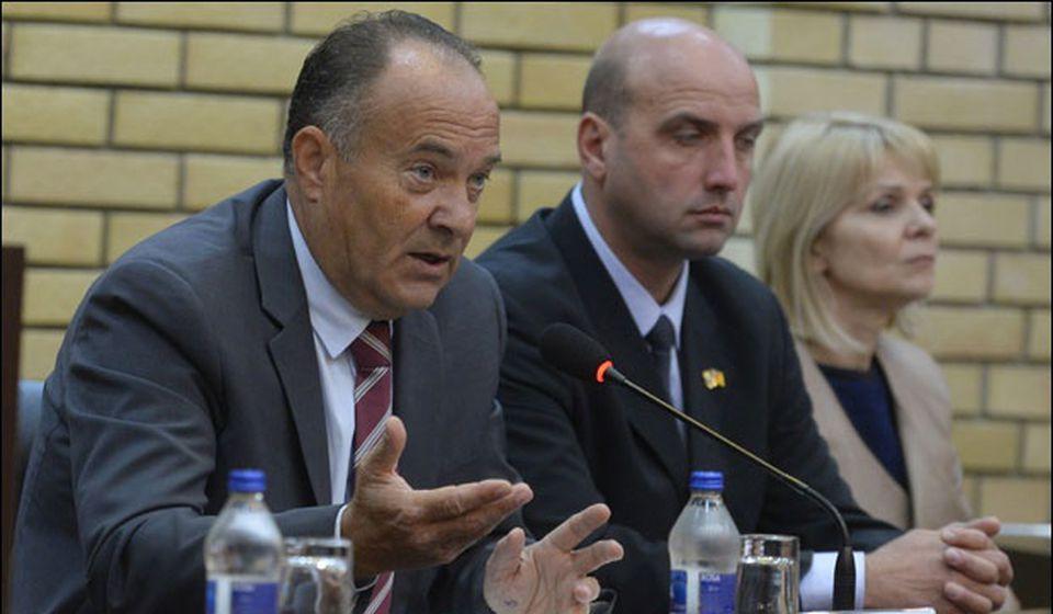 Šarčević prilikom jednog od ranijih boravaka u Vranju. Foto VranjeNews