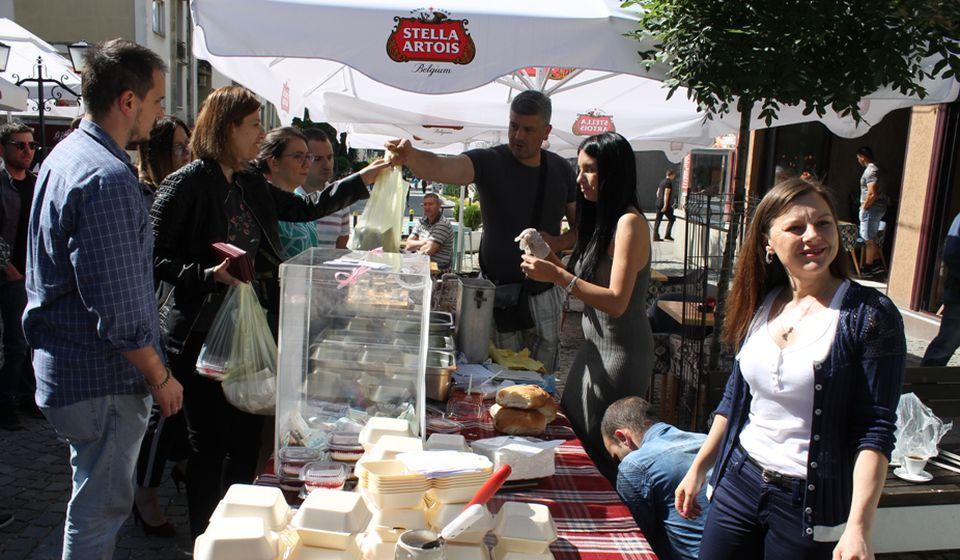 Akcija za Miljanu. Foto Grad Vranje