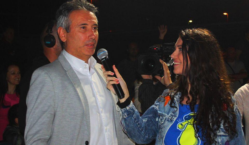 Veruje da će Vranjanci otići još dalje: Slobodan Milenković. Foto VranjeNews