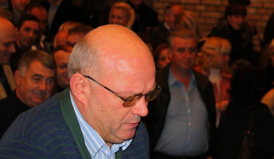 Ne slažem se sa uvođenjem časne ideje u mehanizme politike: Vojkan Ristić. Foto VranjeNews