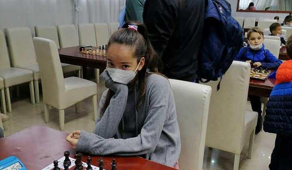 Aleksija Cvetanović. Foto Šah klub Vranje