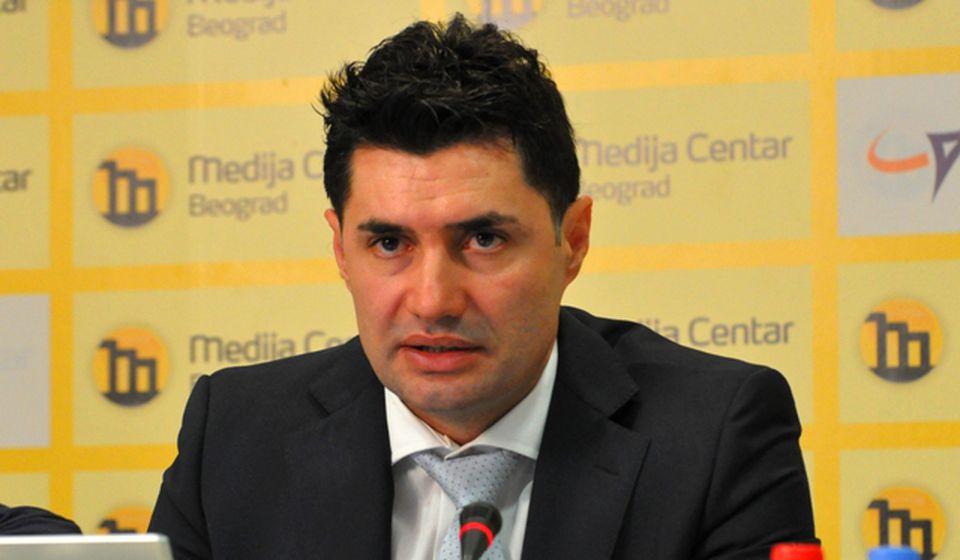 Mirko Poledica. Foto MC Beograd