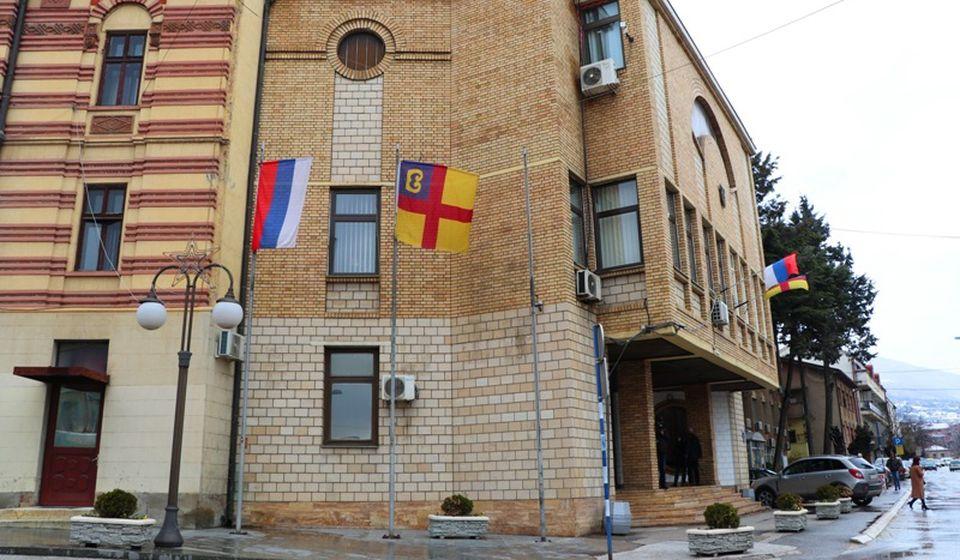 Zgrada Gradske uprave u Vranju. Foto Vranje News