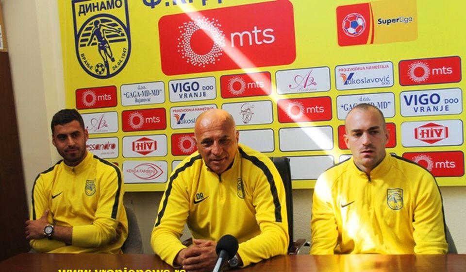 Svim srcem za klub i grad. Foto VranjeNews
