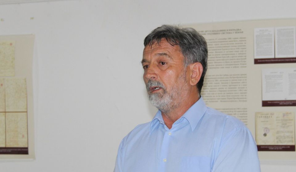 Borivoje Manasijević. Foto VranjeNews