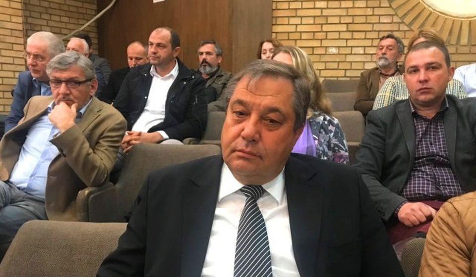 Momir Stojilković. Foto VranjeNews