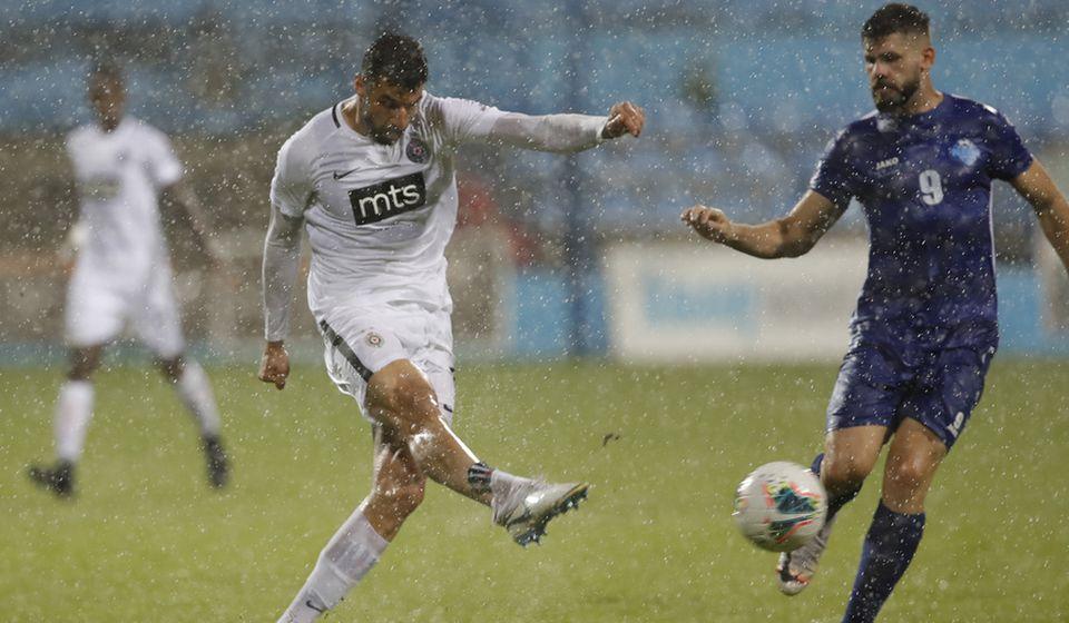 Milan Makarić (desno). Foto FK Partizan