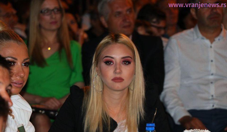 Prošlogodišnja misica Lidija Stojanović. Foto VranjeNews